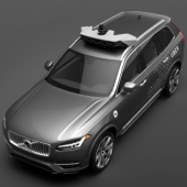 Autonomous Uber Volvo taxis coming to Pittsburgh