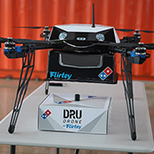 Domino's delivers pizza using drones in New Zealand