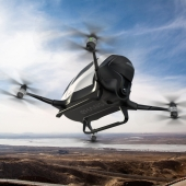 Drone taxi to be tested in Nevada