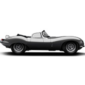 Jaguar to build nine classic XKSS cars from 1950s