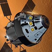 Lockheed Martin to send humans to Mars in 2028