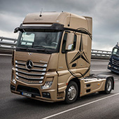 Mercedes will 3D-print spare parts for its trucks