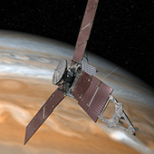 NASA's Juno mission to reach Jupiter in July