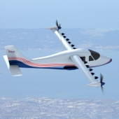 NASA to fly electrically, the new X-57 Maxwell
