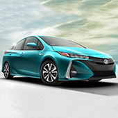 New plug-in hybrid Toyota Prius Prime: ultra-low 120 MPGe consumption
