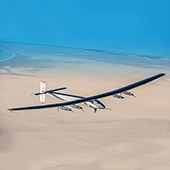 Solar Impulse 2 plane managed to fly 8924 km in 3 days