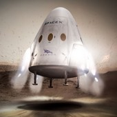 SpaceX plans human mission to Mars in 2025