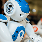 Special robot to teach kids a second language