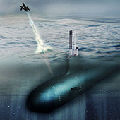 US Navy will release Blackwing drones from underwater
